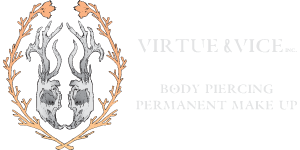 Virtue and Vice Logo